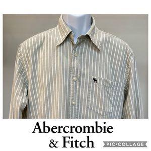 Men's Size Large Abercrombie & Fitch Shirt